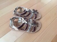 Carter's toddler girls sandals - Size 8 - NEW