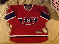 Montreal Canadians official jersey