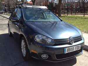2011 Volkswagen Golf Highline TDI Berline