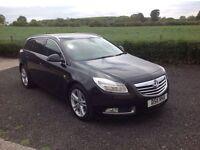 2011 Vauxhall insignia 2.0 SRI Nav CDTI Automatic Estate full mot full service history Sat Nav