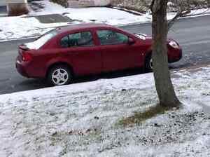 2007 Chevrolet Cobalt Sedan MUST SELL.