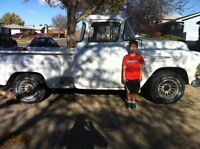 1956 chevy truck for sale