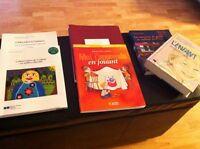 Livres éducation à l'enfance en français