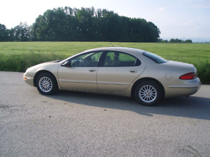 1999 Chrysler Concorde GREAT SHAPE,  GREAT DEAL!