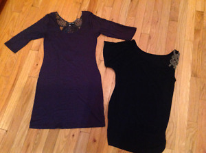 Dress and Dressy Top Size Small