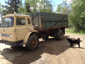 1969 Cabover COE