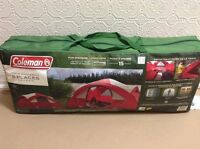 Coleman Cimarron tent 8person