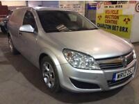 2012 Vauxhall Astravan Club 1.7 CDTi ecoFLEX Van 3 door Panel Van