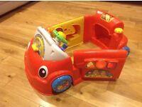 FISHERPRICE LAUGH AND LEARN CRAWL AROUND CAR!
