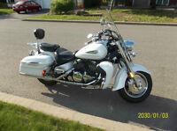 moto Yamaha Royal Star 2006 ( tour de luxe ) 1300cc