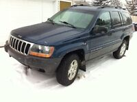 2001 Jeep Grand Cherokee Laredo 4x4