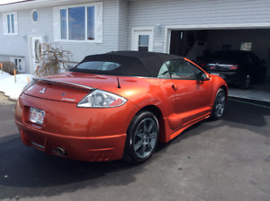 2007 Mitsubishi Eclipse GT-P Coupe (2 door)