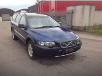 24/7 Trade sales NI Trade Prices for the public 2002 Volvo V70 2.4 Cross Country 4+4 special Edition