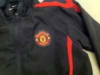 Manchester United jacket 8-10yrs
