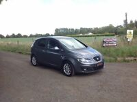 24/7 Trade sales NI Trade Prices for the public 2012 Seat Altea 1.6 TDI CR Economic SE Grey