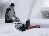 SHOVELERS NEEDED THIS WINTER, $15 HOURLY, GUARANTEED HOURS