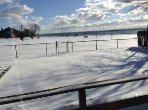 Bungalow avec vue sur le lac St-Francois à St-Zotique