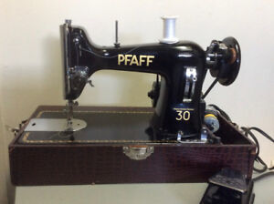 Vintage PFAFF 30 Sewing machine $300.00