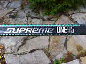 Bauer Supreme ONE95 Pro-Stock Intermediate