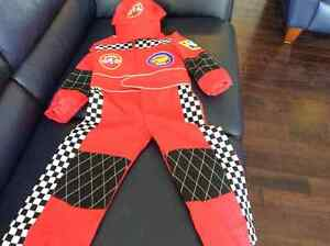 Toddler 3t race car driver costume St. John's Newfoundland image 1