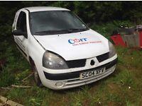 Clio diesel spares