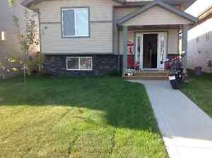 4 bedroom, 3 bathroom single family home for June 1st or July 1