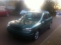 Vauxhall Astra 1.6 manual lhd