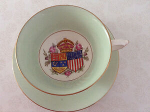 Vintage Royalty  Paragon Cup & Saucer 1939