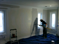 Rooms painted from 80 per room! Affordable, reliable painter