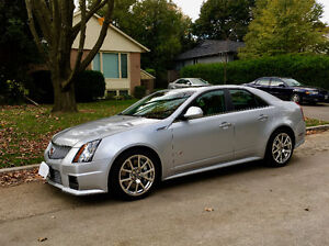 2009 Cadillac CTS V Sedan - GREAT VALUE