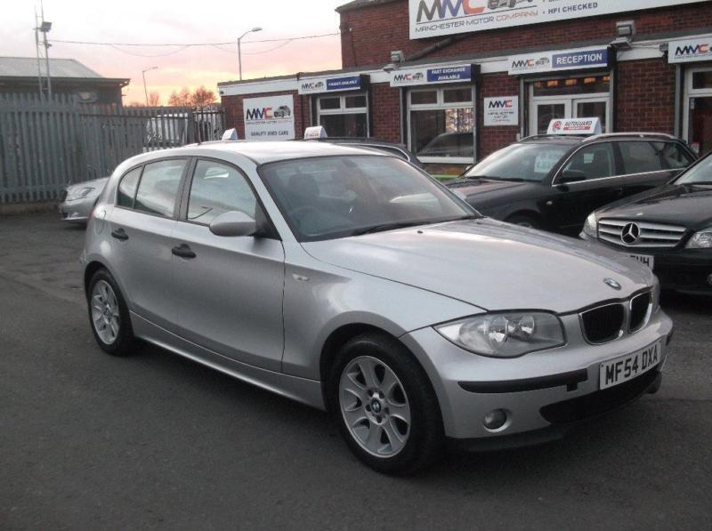 2004 bmw 1 series 1 6 116i 5dr in stockport manchester gumtree. Black Bedroom Furniture Sets. Home Design Ideas