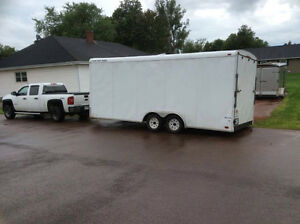 For Trade - 2012 21 ft. Cargo Trailer