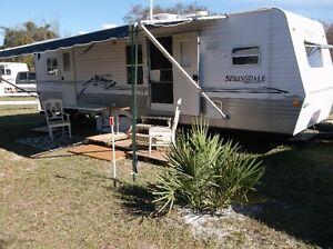 Roulotte Springdale by Keystone 30 pieds en Floride