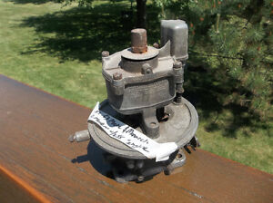 1952 1953 Mercury & Monarch, & 1953 Meteor Holley carb