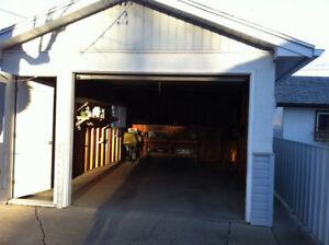 Single Detached Garage