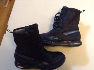 Reebok Easy Tone Leather Boots | Like New | Incredibly Low!