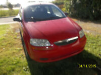 2006 Suzuki Swift (prix nego)