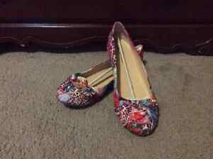 Brand new ballerina shoes for women size 8