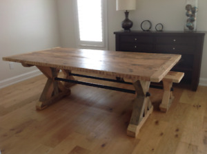 Custom Made Harvest Tables and More