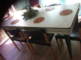Umberto mascagni table and sideboard