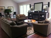 Large family home in west end  with in-law suite