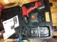 "Matco Tools MPTL144IW 3/8"" 14.4v impact wrench gun"
