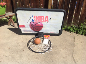 Used basketball net