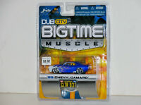 Dub City Bigtime Muscle 1:64 Diecasts, Set of 4