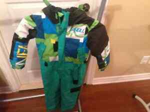 BOYS O'NEILL One Piece Snow SUit. Ages 3/4