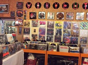 LP Records Audio Equipment and Comic Books Peterborough Peterborough Area image 1