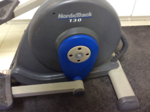 NordicTrack 130 Elliptical, excellent condition
