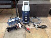 Mac Allister pressure washer - broken handle