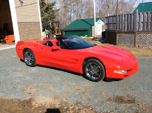 1998 Chevy Corvette convertible ls1 engine 345hp