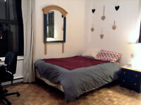 Room sublet from January 1st - April 30th